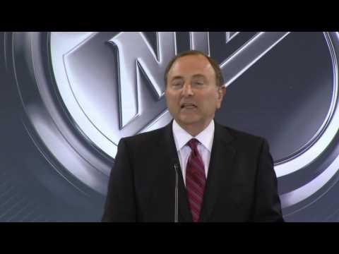 Bettman outlines NHL expansion to Las Vegas