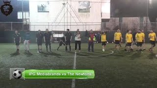 IPG Mediabrands vs The Newtons