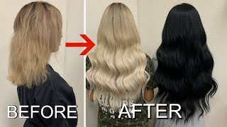 OUR LIFE CHANGING HAIR TRANSFORMATION