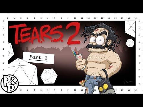 Pen & Paper | T.E.A.R.S. | #2 | Part 1 | Kontakt mit den Trauernden