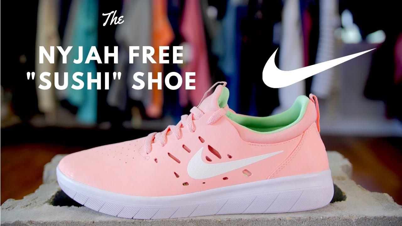 details for fashion style release date The Nike SB Nyjah Free Shoes