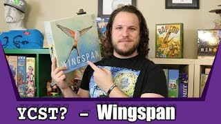 Wingspan Solo - Review (You Can Solo That!?)