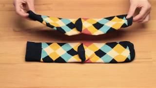 6 Ways to Fold Socks