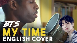 Cover images BTS - My Time | [ENGLISH COVER by JASON RAY] (시차) (방탄소년단)