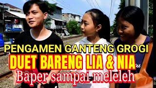Download Mp3 Gagal Fokus Iqbal Pengamen Ganteng Saat Duet Sama Lia & Nia Begini Endingnya