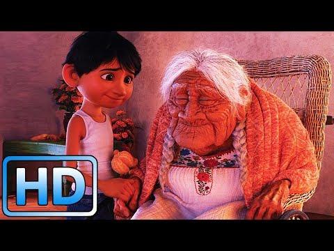 Бабушка Коко / Тайна...