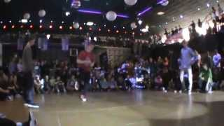 DLT CREW vs Funk Company ELIMINACJE | DANCE TRIBUTE vol.3 | 22.03.2014 Bydgoszcz