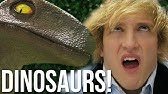 JURASSIC PARK IN REAL LIFE!