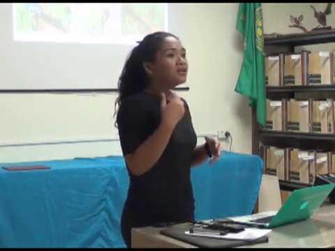 MNH Biodiversity Seminar: Camila Meneses