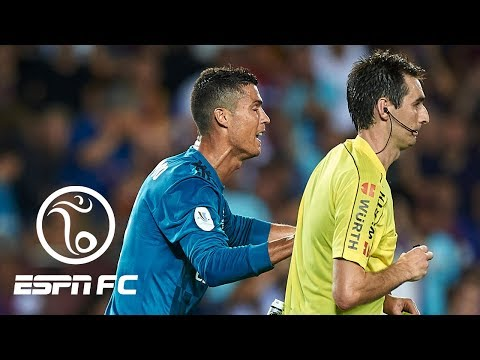 Cristiano Ronaldo's 5-Match Ban 'About Right' | ESPN FC
