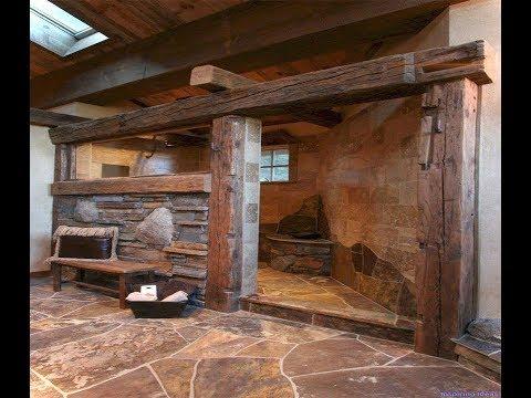 Creative DIY Home Decor -  Rustic Living Room Decor Ideas