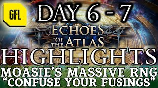 Path of Exile 3.13: RIṪUAL DAY #6-7 Highlights MOASIE'S RNG, TO CONFUSE THE FUSINGS, MIRROR and more