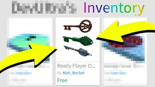 SEARCHING DEVELOPERS FOR JADE KEY! (Roblox Ready Player One Event)