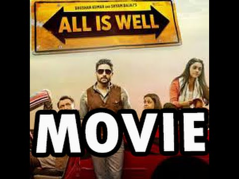 Download All Is Well (2015) - Abhishek Bachchan - Asin - Rishi Kapoor - Supriya - Full HD Promotional Events