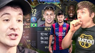THIS BRAND NEW ONES TO WATCH NEYMAR THOUGH!!! - Fifa 18 Ultimate Team Pack Opening Video OTW