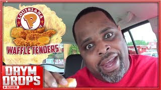 Popeyes Chicken Waffle Tenders