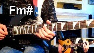 Виктор Цой - Группа крови Тональность ( Fm # ) Песни под гитару