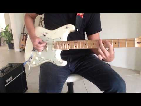 (smooth jazz guitar cover) Return of the Mack - Mark Morrison