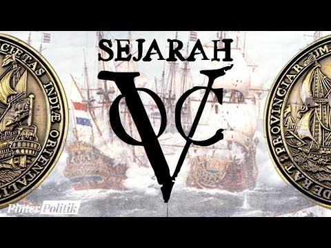 SEJARAH VOC: PERUSAHAAN TERBESAR SEPANJANG SEJARAH MANUSIA?