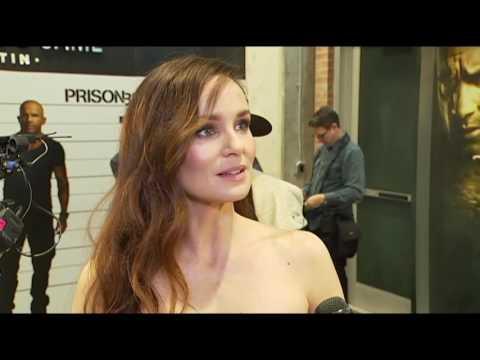 "SXSW 2017: Sarah Wayne Callies talks ""Prison Break"""