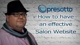 How To Make A Salon Website Interview