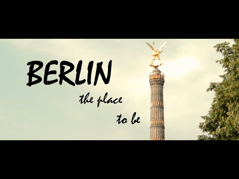 BERLIN - The place to be (Sightseeing Tour 2015)
