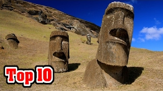 10 MYSTERIOUS And UNSOLVED Ancient Artifacts