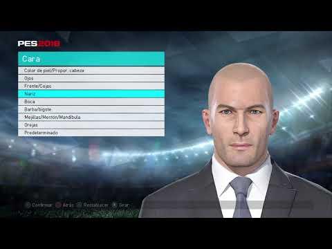 Zidane PES 2018