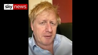 Boris Johnson admitted to hospital due to COVID-19
