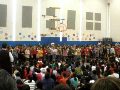prairie oak school berwyn il christmas concert first grade