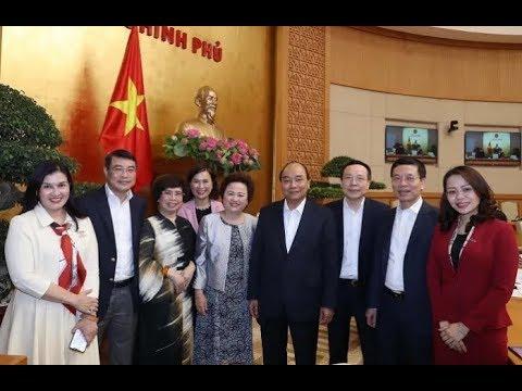 Vingroup, Thaco, Vietjet, Masan, FLC,… cùng hợp sức hiến kế cho Thủ tướng Phúc trong giai đoạn này