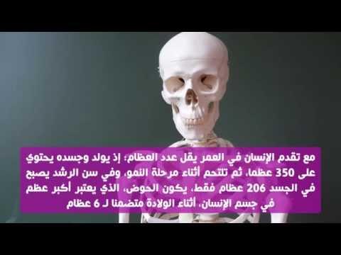 10 معلومات غريبة لا تعرفها عن جسدك || 10Tube
