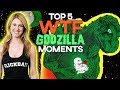 Top 5 WTF Godzilla Moments