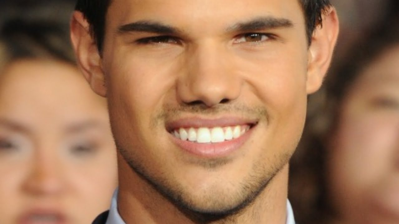 Hollywood Dumped Taylor Lautner and It's No Secret Why