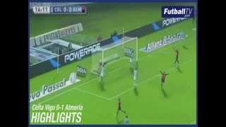 Video Gol Pertandingan Celta Vigo vs Almeria
