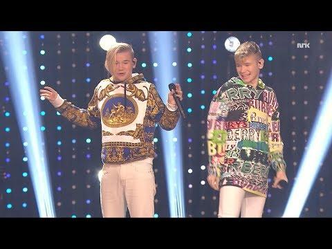 Marcus & Martinus - Live on Idrettsgallaen 2019 (NRK1)