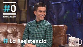 LA RESISTENCIA - Entrevista a Jordi ENP | #LaResistencia 18.04.2018