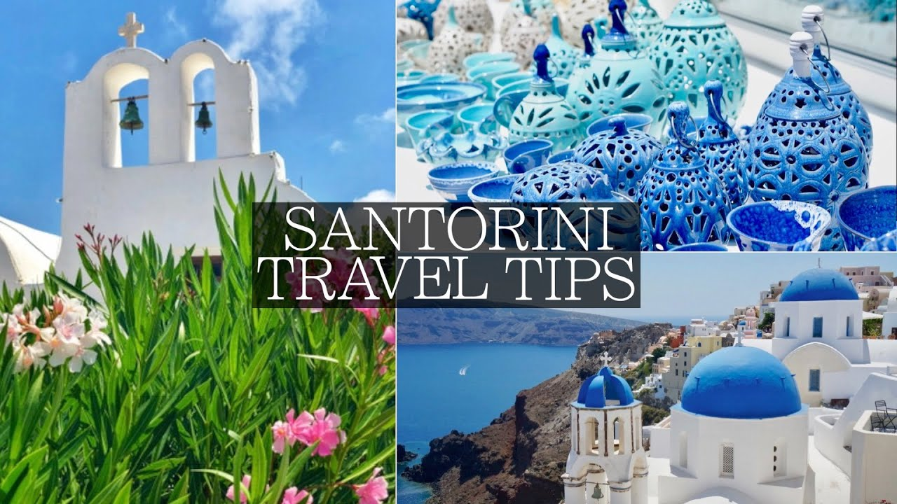 Top 10 Things to Know BEFORE Visiting SANTORINI Greece: Travel Planning