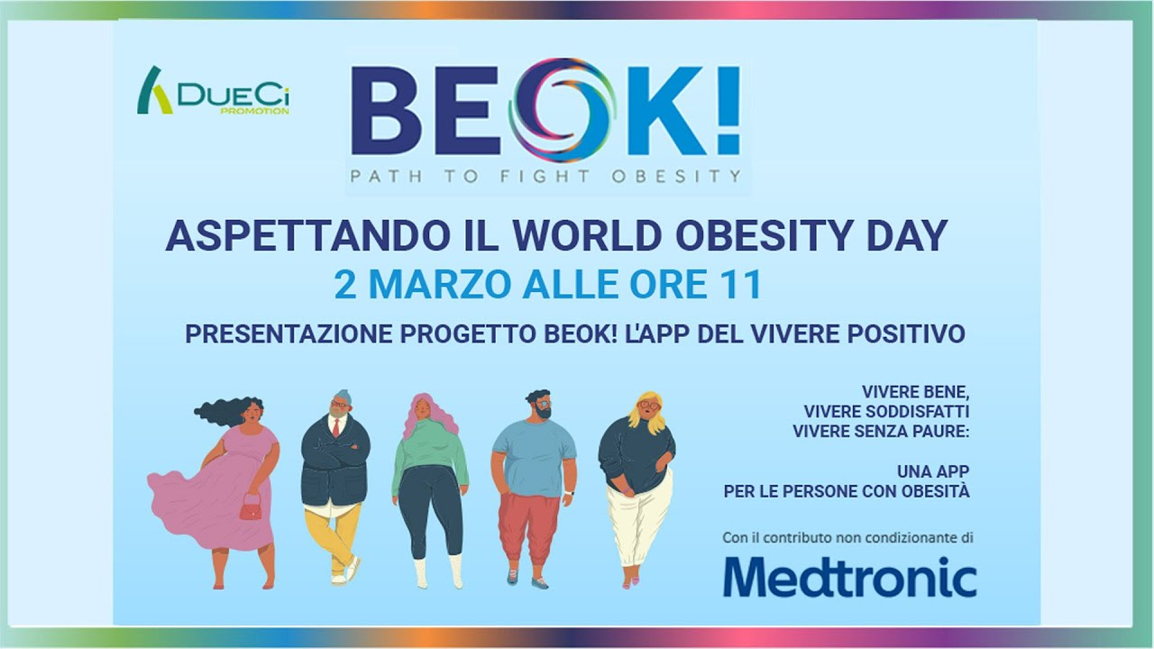 ASPETTANDO IL WORLD OBESITY DAY
