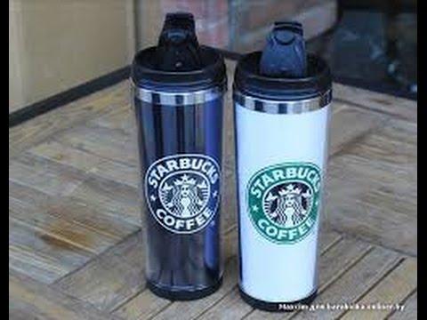В прохладное весеннее утро так приятно выпить горячий напиток из термокружки starbucks, который поднимет вам настроение на весь день!