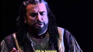Nabucco áriája Iv Felv Avi