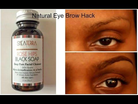 Eye Brow Hack - Black Soap