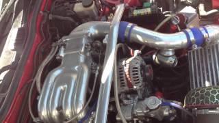 1995 RX-7 Engine