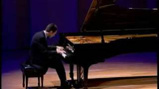 "Spencer Myer plays Debussy ""Cloches a travers les feuilles"""