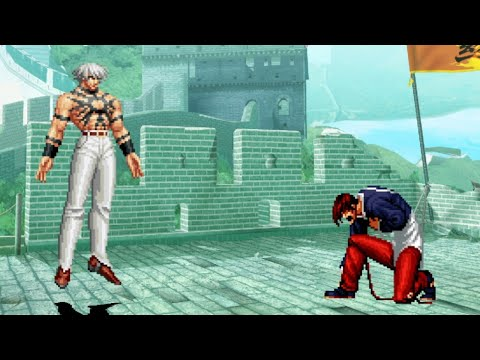 The King of Fighters '98: Ultimate Match - All Special Intros |