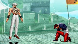 The King of Fighters '98: Ultimate Match - All Special Intros