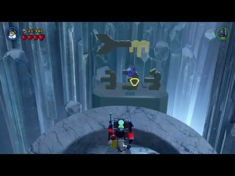 Lego Batman 3 How to Unlock 3 characters on level 15