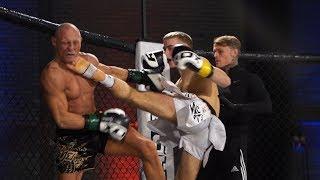 UWC No Limit Johny Jacobsen vs Davydas Rimkus