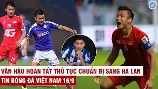 VN Sports 16/9 | Quang Hải tỏa sáng, Trụ cột ĐTVN chấn thương vì đội tuyển nhưng không ai quan tâm