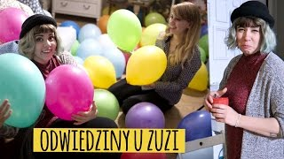 Odwiedziny u Zuzi ❤ Olsikvlog